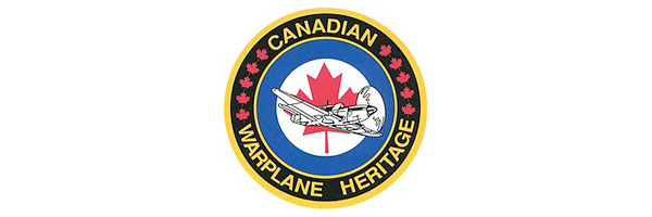 Canadian Warplane Heritage logo