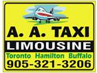a a taxi limousine
